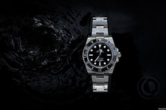 Rolex Submariner (Kohe321) Tags: water sub splash rolex submariner nodate 114060