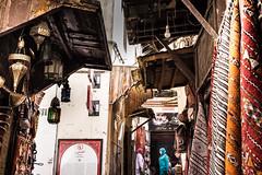 fes_medina_2 (john.schneider466) Tags: medina markt fes farben marokko2015