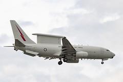 E-7A Wedgetail (cupra1) Tags: raaf awacs b737 wedgetail awac aewc e7a 2sqn 2squadron a30002 e7awedgetail