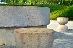 Brancusi - Silence Table (Martinian Dobre) Tags: sculpture art europe romania brancusi tgjiu
