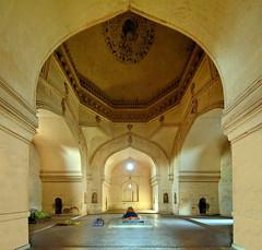 India - Telangana - Hyderabad - Tomb Of Mohammed Qutb Shah (VI. King) - 9 (asienman) Tags: india hyderabad tombs telangana asienmanphotography qutbshahiheritagepark