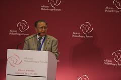 Manu Chandaria, Chairman, Chandaria Foundation