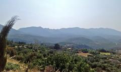 paysage Platanos (Fif') Tags: sea mer island see seaside mediterranean aegean greece more balkans griechenland grce balkan le mditerrane 2015 ormos balos ge koumeika koumeikon