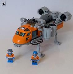HeliJet (BricksRaven) Tags: lego thunderbirds helijet