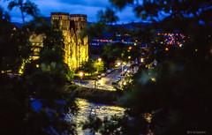 Inverness # GB_Schottland_1990 # Nikon F501 Colorslide - 1990-3 (irisisopen f/8 >3Mio) Tags: film analog scotland reisen nikon europa f farbe schottland f501 diafilm irisisopen