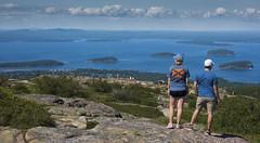 Cadillac Mountain (Simon Saint) Tags: usa maine nationalparks barharbor cadillacmountain acadianationalpark