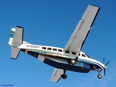 Alaska Seaplanes Cessna 208B Grand Caravan [N750KP] (B737Seattle) Tags: alaska plane airplane airport nikon general aircraft aviation grand juneau international valley coolpix 1997 caravan timothy cessna seaplanes turboprop mendenhall 208 jnu 2015 kalweit 208b p510 pajn b737seattle n750kp