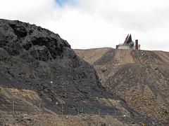 miners memorial2 (1) (Parto Domani) Tags: new broken wales memorial mine minas south hill australia mina mines outback aussie miner miners miniere detriti miniera cumulo mullock memoriale minatori minatore minerali