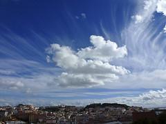 Cielos de Lisboa (John LaMotte) Tags: clouds cielo nwn nubes lisboa lisbon lisabon portugal infinitexposure ilustrarportugal