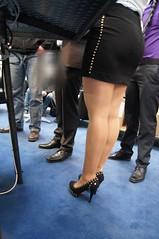 _9109 (highangel1) Tags: street woman stockings girl high shoes pumps legs boots walk candid fair business heels hostess frau ankle messe abstze schuhe mdchen stilettos beine nylons gehen hohe cebit streetshot stiefel strase 2013 geschftsfrau stckelschuhe fse