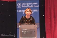 Councillor Angela Blacklock (ELREC_UK) Tags: councillorangelablacklock equalitychampionsaward2016 elrec edinburgh lothians regional equality council champions award 2016