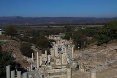 IMG_444a6 (goaniwhere) Tags: ephesus ephesusturkey turkey ancientcity historicsite history rubble ruins grandtheatre libraryofcelsus mycenean