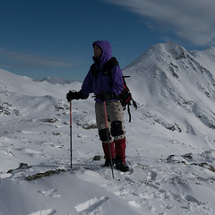 Stefan (Pianocchio) Tags: retezat rumänien karpaten carpathian mountain romania national park gentiana bucura peleaga snow winter mountainering mountaineering