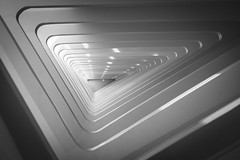 Milwaukee - 2017 (SauceyJack) Tags: 2017 architecture art artinstitute bw blackwhite blackandwhite brisesoleil building lrcc lightroomcc mam milwaukee milwaukeeartmuseum monochromatic monochrome nikkor7020028vrii nikond500 quadraccipavilion repeating repetition santiagocalatrava sauceyjack structure thecalatrava wisconsin