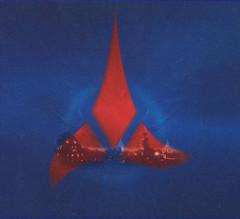 Klingon-Symbol (Count_Strad) Tags: novel book pages read reading pulp scifi horror fantasy