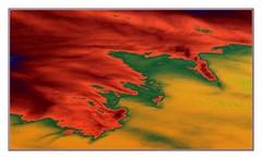 Solar Storm (Walter A. Aue) Tags: sky puzzling digitallyaltered solar storm fire