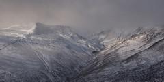 Grindsbrook Clough (JamesPicture) Tags: derbyshire kinder peakdistrict snow grindsbrook clough knoll