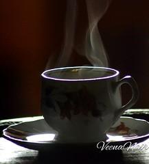 Weekend Tea (Veena Nair Photography) Tags: acupofchai tea steamingtea india 2016 december stilllifephotography home weeekend veenanairphotography chai