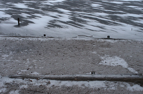 Krumme Lanke zugefroren 6