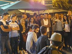 Street concert, Tunis!