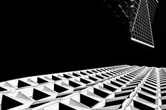 Untitled (LoKee Photo) Tags: lokee low key black white architecture facade building structure paris nikon nikonpassion d7000 sigma