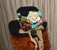 Alina Dollstown Elf (Harpia_s) Tags: alina dollstown elf sd corset corsage outfit hat