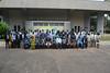 Group photo: ACAI Workshop participants (IITA Image Library) Tags: cassava manihotesculenta acaiproject agronomy iita