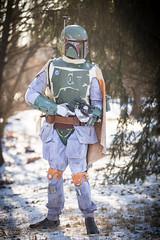 IMG_2053 (Johnny Applesauce) Tags: boba fett esb empire strikes back cosplay 501 501st snow costume kit mandalorian