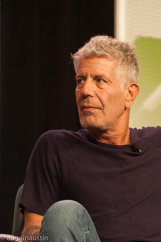 Anthony Bourdain, From FlickrPhotos