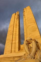 Mémorial canadien de Vimy (pascalchantier) Tags: vimy mémorial guerre 1418 premièreguerremondiale canada