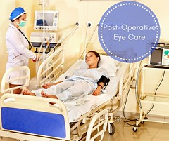 Cataract Surgery: Post-Operative Eye Care (wileseyecenter) Tags: wiles eye center