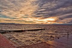 Embarcador a la gola de Pujol (Ximo Torres) Tags: albufera posta de sol valència paisatge
