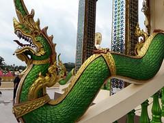 Bb1i (fatima zahler d'avila) Tags: dragão tailândia templo kosamui