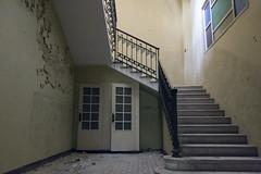 derelictStaircase (FoKus!) Tags: grand hotel parangon ue eu europe lost decay abandon left empty derelict urbex explo exploration dark italie italia italy ngc