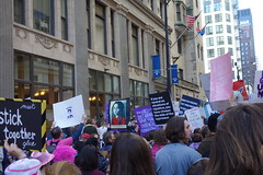 DSC03457 (semibold) Tags: chicago womensmarchchicago womensmarch january212017 fucktrump nevertrump womensrights humanrights feminism protest january2017 chicagowomensmarch resistance