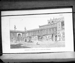 img698 (foundin_a_attic) Tags: book page text glass slide plate negtive black white vintage khorsabad