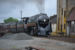 DSC_0197 (Andy961) Tags: marshall virginia va railway railroad train norfolkwestern nw classj steam locomotive engine 484 611