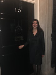 No 10 on International Women's Day