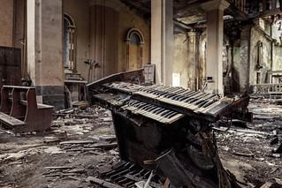 the symphony of destruction