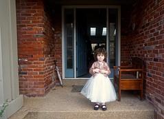 Luna (ricko) Tags: luna greatniece girl kid frontporch frontdoor