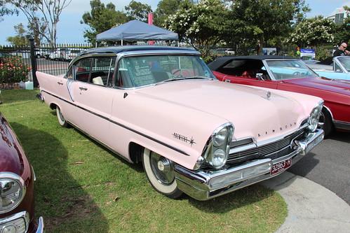 1957 Lincoln Premiere 4 door Hardtop Landau