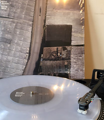 (michel banabila) Tags: soundyears 020tr tapurecords 33rpm limitededition transparent heavyweight vinyl lp mixes michelbanabila sound years experimental electronic sampling soundart stagescreen contemporary soundcollage ambient musiqueconcrète electroacoustic tapemusic classical netherlands independent release album vinylrecord photographybygercoderuijter cover coverphoto coverphotobygercoderuijter