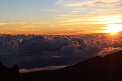 Haleakala National Park, Maui, Hawaii (Baptiste L) Tags: maui hawaii haleakala sunrise