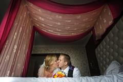 Wedding (siebe ) Tags: wedding holland netherlands dutch groom bride bed bedroom kiss couple marriage kus trouwen 2015 bruidspaar bruid trouwfoto trouwreportage bruidsfoto siebebaardafotografie wwweenfotograafgezochtnl