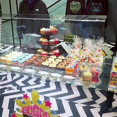 Printemps/Kenzo Cupcake Bar