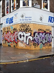 Neka, CTR, Atom... (Alex Ellison) Tags: urban graffiti boobs tag graff teach westlondon dds neka earo 1t nekah neks t17 nottinghillcarnival2015