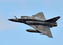 Mirage 2000N (Bernie Condon) Tags: uk france tattoo plane french flying display aircraft aviation military jet airshow mirage bomber warplane airfield ffd fairford dassault riat faf raffairford airtattoo 2000n riat15