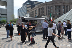 last day at dewey sq. for north east of the border (WhatTheTrucks) Tags: boston tacos tacotruck fishtacos foodtruck mexicanband mexicanfoodtruck tacofoodtruck whatthetrucks bostonfoodtrucks northeastoftheborder