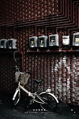 Wondang_20150807 at 19-49-07-Edit.jpg (Kim Jaehoon) Tags: stilllife bicycle wall outdoors photography pipe nopeople korea southkorea gauge gyeonggido groupofobjects colorimage gimposi artistsontumblr photographersontumblr originalphotographers