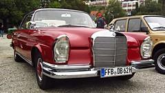 Mercedes W111 (vwcorrado89) Tags: mercedes sec coupe w111 w108